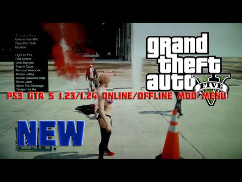 gta 5 Mod Menu Extortion Sprx online & offline no freeze1 25