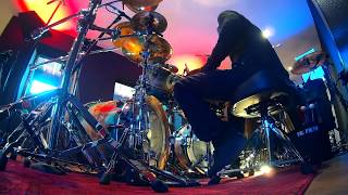 Download Video #24 Sepultura - Roots Bloody Roots - Drum Cover MP3 3GP MP4