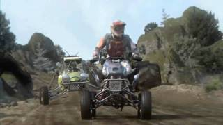 MX vs.  ATV Untamed (PlayStation 3) Trailer HD 720p