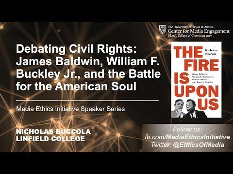 Media Ethics Speaker Series: Debating Civil Rights