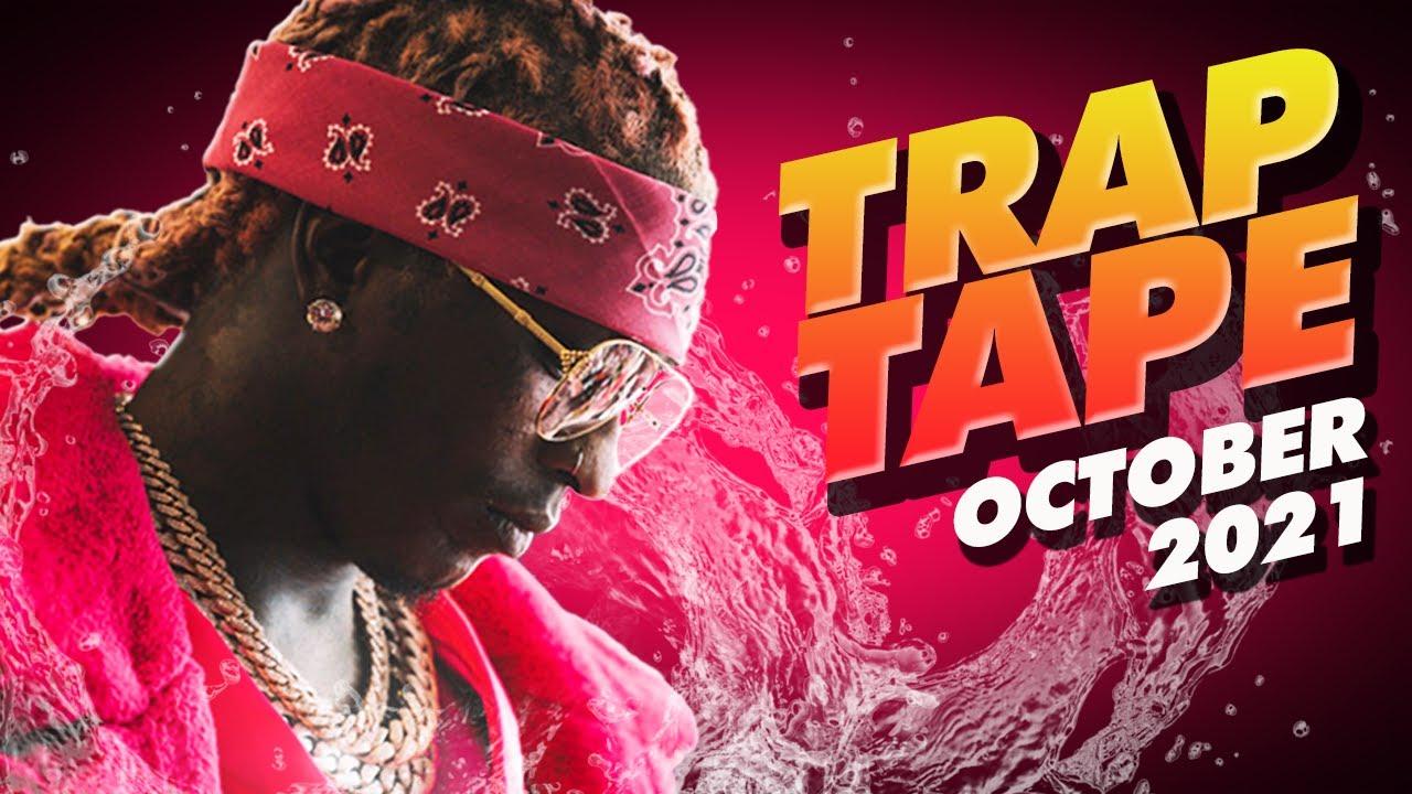 Download New Rap Songs 2021 Mix October   Trap Tape #52   New Hip Hop 2021 Mixtape   DJ Noize