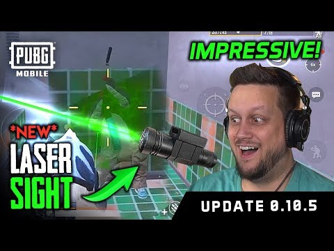 MORE LOOT! LASER SIGHT - PUBG MOBILE UPDATE IS HERE!