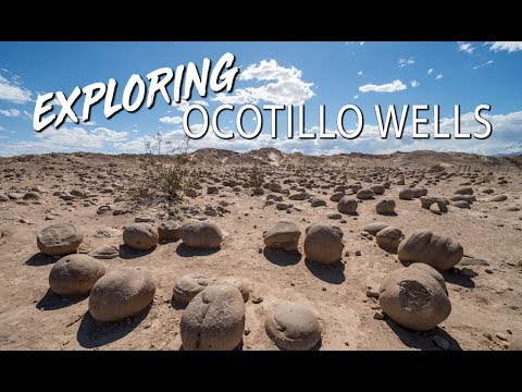 6 Spots to Off-Road to in Ocotillo Wells