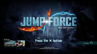 #1 Jump Force PS4 Live