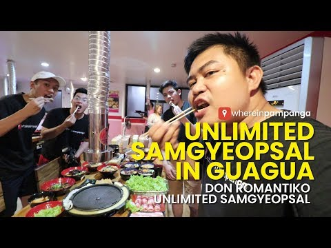 Don Romantiko Unlimited Samgyeopsal & Korean BBQ Restaurant