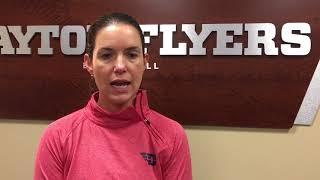 Dayton Women's Basketball 2017-18 A-10 Schedule Release