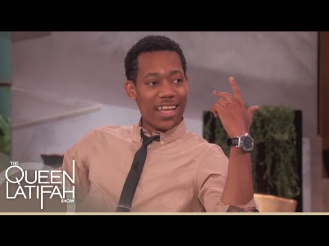 Tyler James Williams Talks Zombies