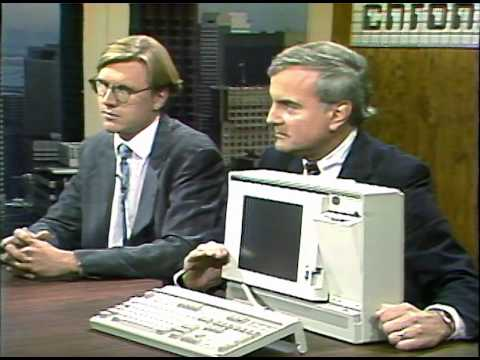 1989 New Laptops Season 7, Episode 4 The Computer Chronicles