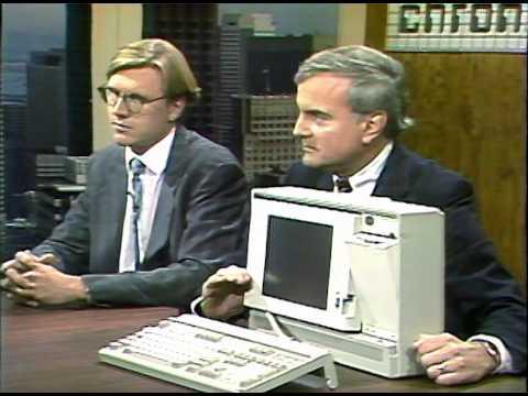1989 New Laptops Season 7, Episode 4 The Computer Chronicles