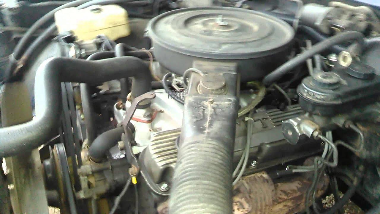 medium resolution of 1988 dodge 318 ci 5 2l la small block w 2bl carb