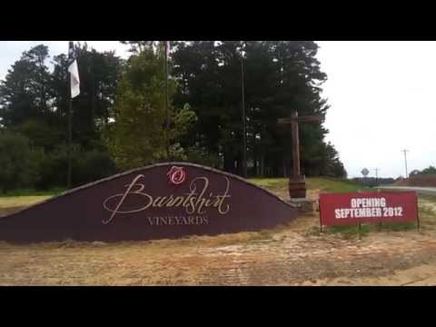 LOCAL WNC Burntshirt Vineyards in Hendersonville North Carolina