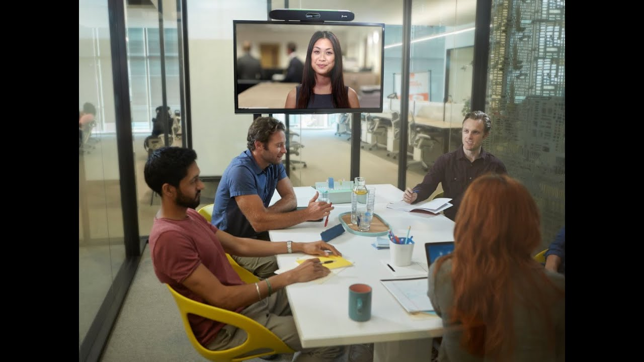 VIDEO CONFERENCE » Room Systems » POLYCOM » Studio X30 with Poly ...