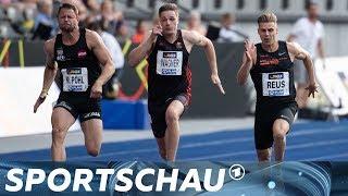 Die Finals: Das 100-Meter-Finale der Herren   Sportschau