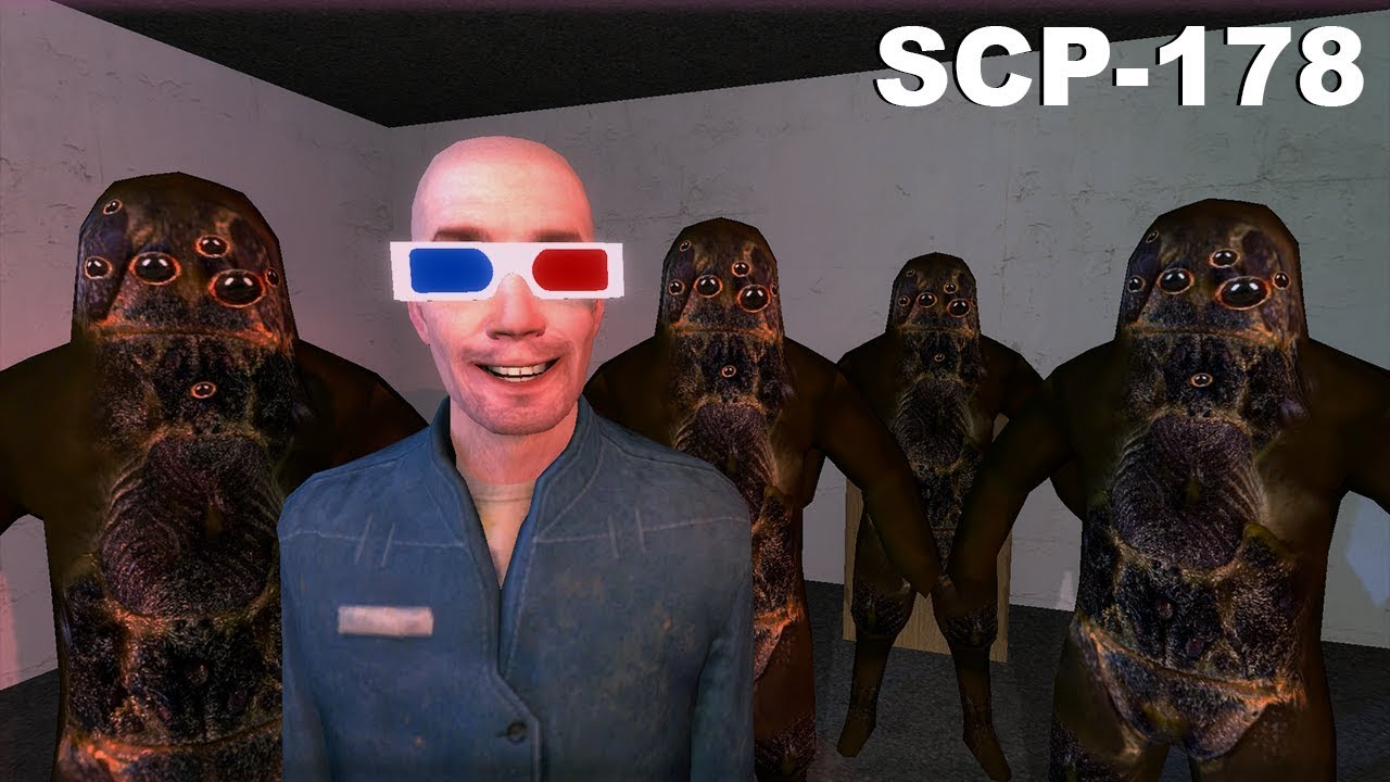 Download Never Wear SCP-178 On Your Eyes