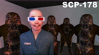Never Wear SCP-178 On Your Eyes