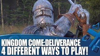 видео Kingdom Come: Deliverance. Чего ждать от игры?