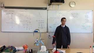 Linear Functions (2 of 2: Forms Involving Geometric Features)
