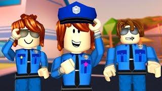 Roblox - POLICIAIS ATRAPALHADOS (Jailbreak)