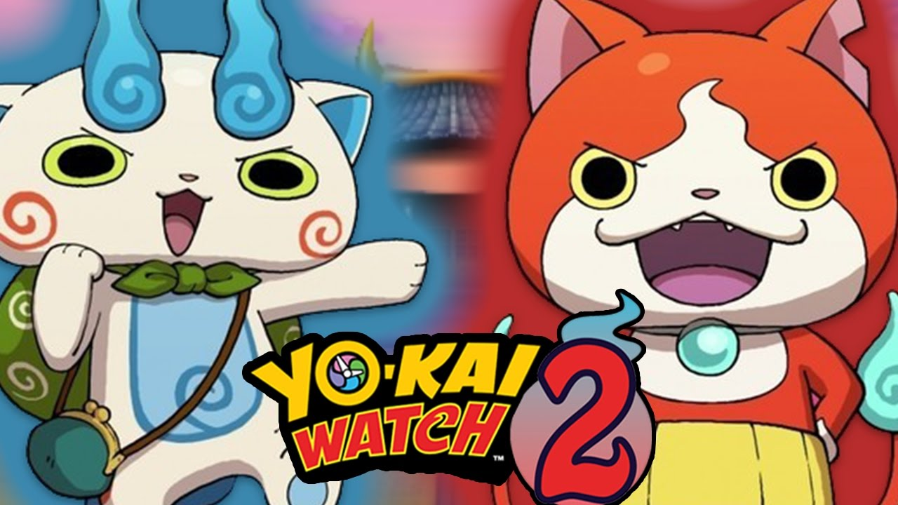 Yo kai watch 2 combats en ligne 1 youtube for Chambre yo kai watch