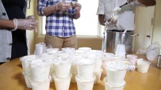 Lorenzo's Delectables Frozen Gourmet Pudding Kickstarter :) Yum!