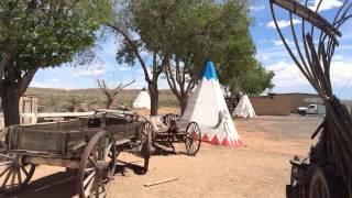 Wigwams and Teepees in Arizona