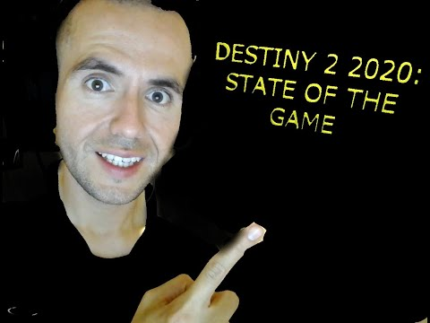Destiny 2  2020 REVIEW! -- Surviving PVP 101-- Warlock Best Loadout -- DESTINY 2 STATE OF THE GAME!