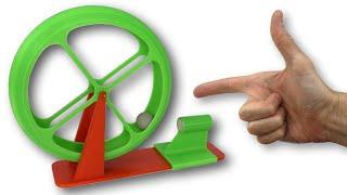 ВЕЧНЫЙ ДВИГАТЕЛЬ который реально работает? Неужели? На 3D принтере. Free Energy Игорь Белецкий