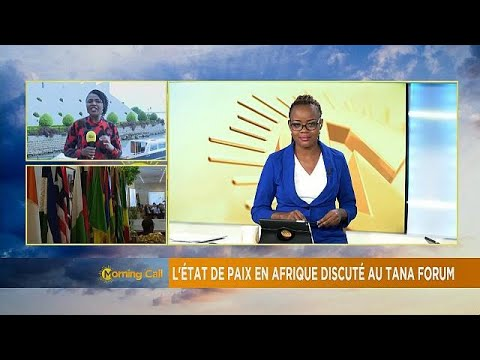 Tana forum discusses state of peace in Africa [The Morning Call]