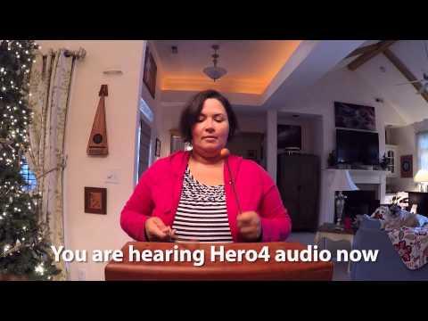 GoPro Hero4 Music Audio Comparison