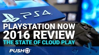 Playstation Now Review: The State Of Cloud Gaming In 2016 | Ps4, Pc, Vita | Streaming Ps3 Gameplay