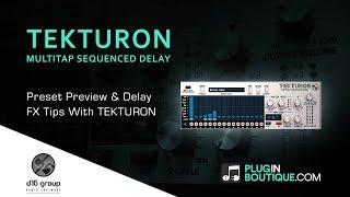 D16 Tekturon Multitap Sequenced Delay - Preset Preview Walkthrough Guide