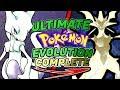 Every Pokemon! The COMPLETE Ultimate Pokemon Evolution Tree Of Life!