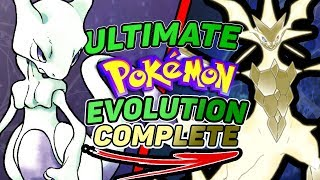 Every Pokemon! The COMPLETE Ultimate Pokemon Evolution Tree Of Life!