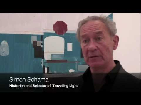 Simon Schama introduces his Government Art Collection exhibition at the Whitechapel Gallery
