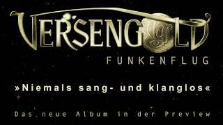 SONG-PREVIEW #1: Niemals sang- und klanglos