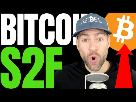 BITCOIN REBOUNDS BUT WARNINGS OF ANOTHER BTC PRICE PLUNGE ARE EVERYWHERE!! IS S2F MODEL STILL VALID?
