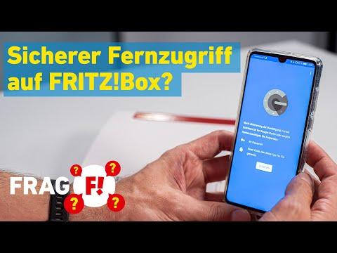 Sichere Authentifizierung beim Fernzugriff? Google Authenticator hilft! |  Frag FRITZ! 015