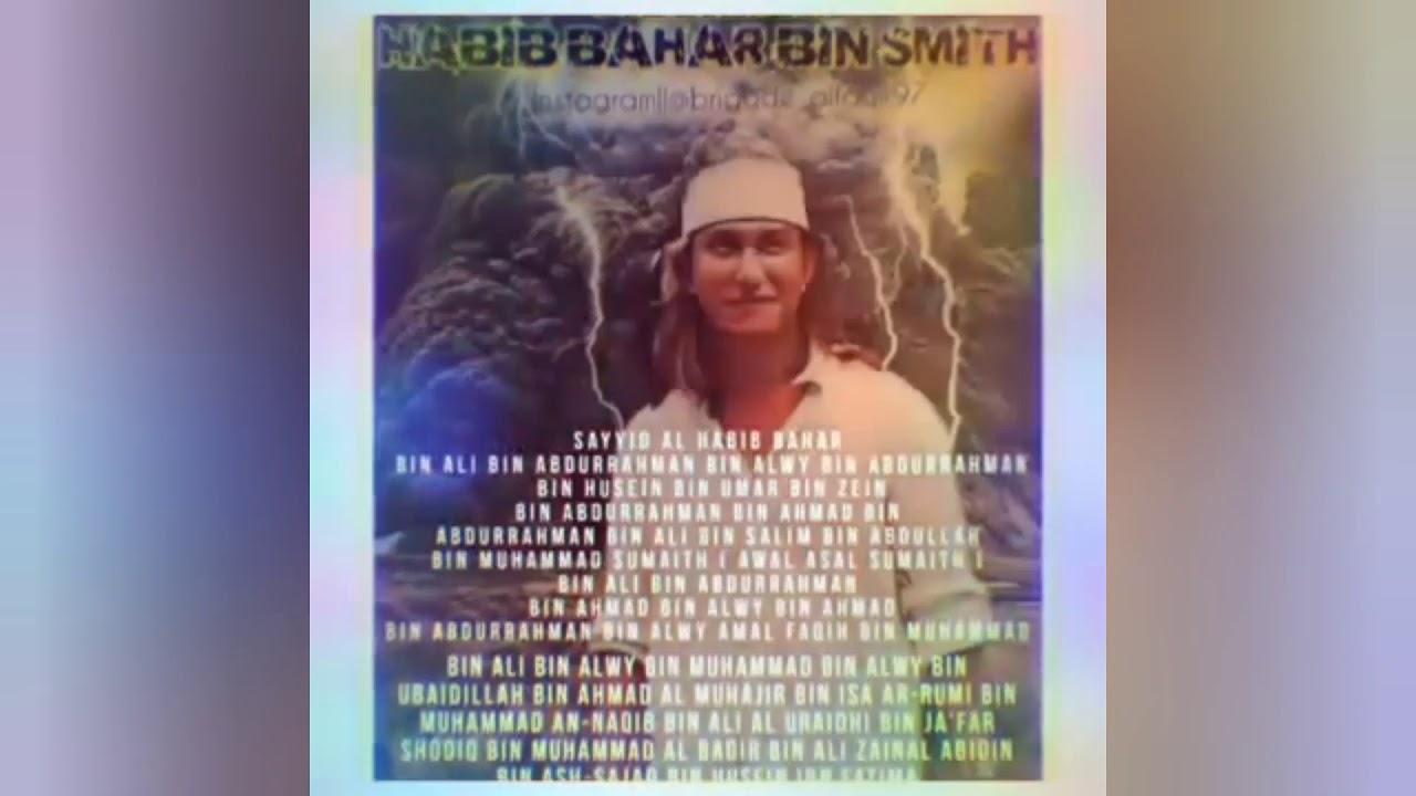 Ceramah silsilah habib bahar bin smith - YouTube