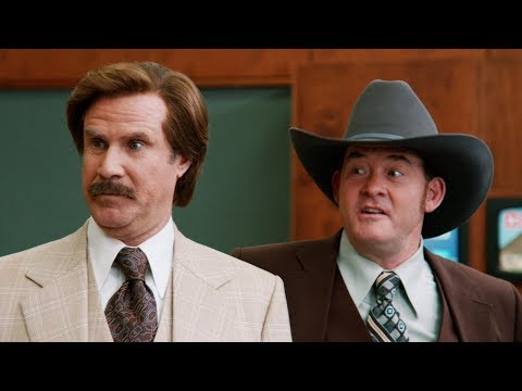 ... Official Trailer #4 2013 The Legend Continues Will Ferrell Movie [HD