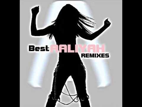 Best Aaliyah Remixes - ALBUM