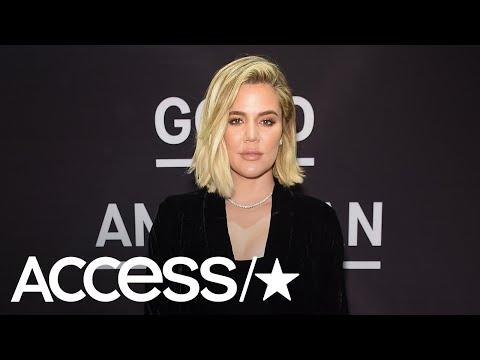 Khloé Kardashian Shares An Update Following Tristan Thompson Scandal   Access