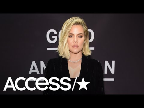 Khloé Kardashian Shares An Update Following Tristan Thompson Scandal | Access