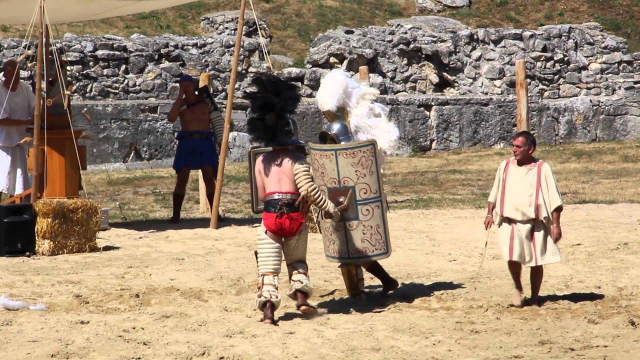 gladiatoren spiele
