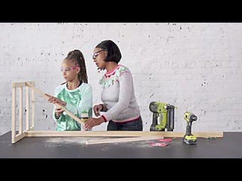 Diy Floor Lamp And Shade Diy Network Youtube