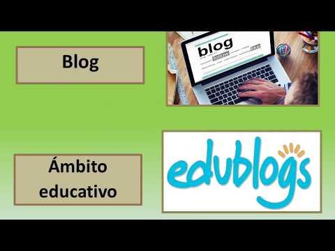 El Blog en la educación