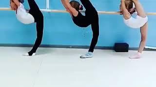Студия балета Ирины Малащенко_Электросталь_Рабочие моменты 2017