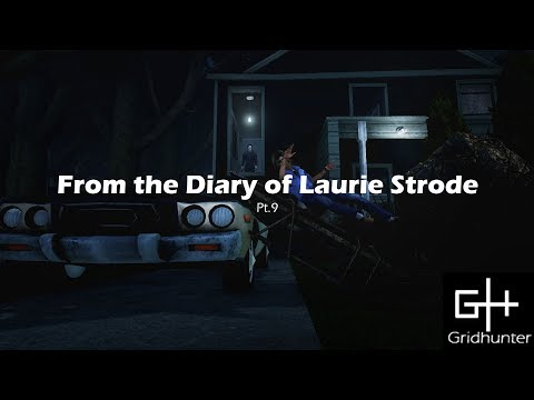 Dead by Daylight - From the Diary of Laurie Strode Pt.9