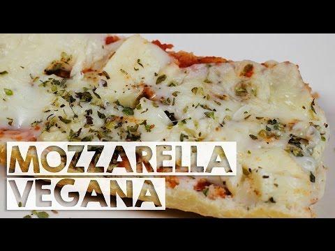 Mozzarella Vegana Derrite Queso Vegano Fácil Thinkinvegan