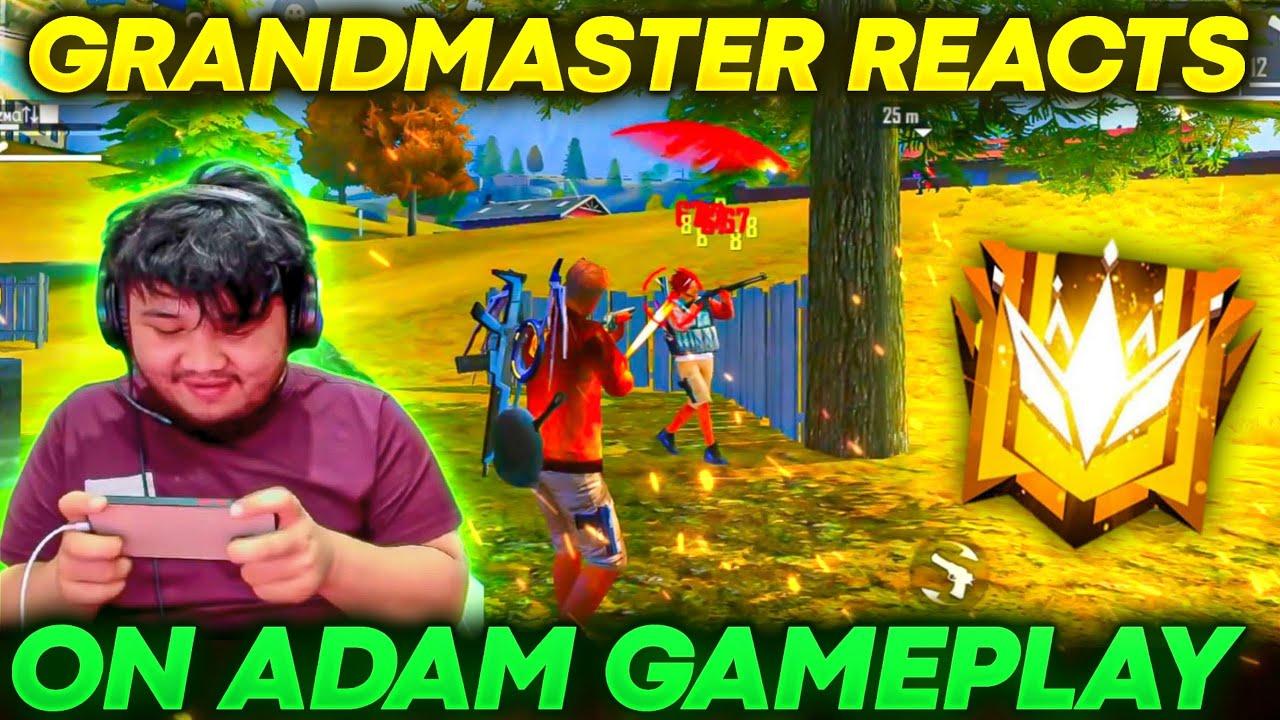 GrandMaster Players ??Reacts On 9 Years Old Kid Gameplay ||MUST WATCH -Garena Freefire