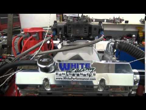 WPM 468hp 406 Stroker Engine
